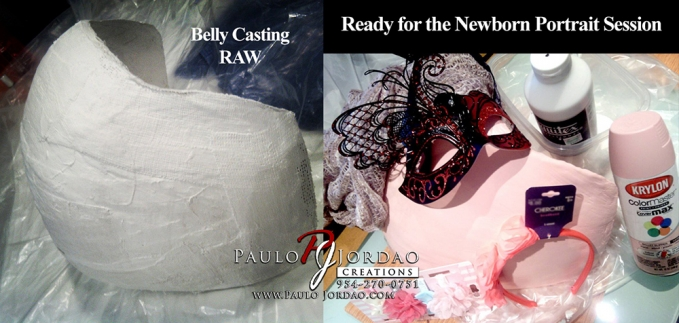 belly casting raw vs ready